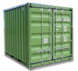 10 футовый контейнер
