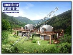 Проекты домов из контейнеров стоимость
